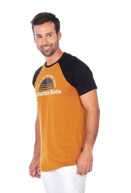 Camiseta-QUEST-Slim-Fit-QUE112180163-54-Amarillo-Ocre-2