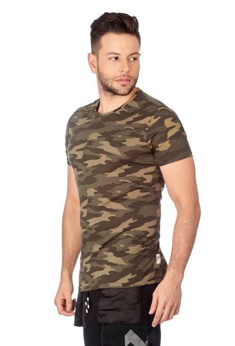 Camiseta-QUEST-Slim-Fit-QUE163180090-38-Verde-Militar-2