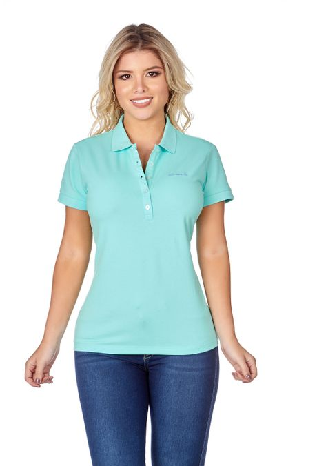 Polo-QUEST-Slim-Fit-QUE262BA0007-79-Verde-Menta-1