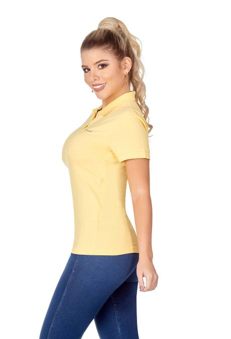 Polo-QUEST-Slim-Fit-QUE262BA0007-10-Amarillo-2