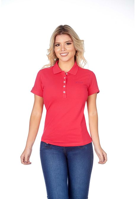 Polo-QUEST-Slim-Fit-QUE262BA0007-8-Fucsia-1