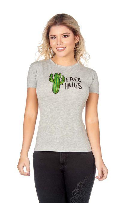 Camiseta-Quest-QUE263BS0024-86-Gris-Jaspe-Medio-1