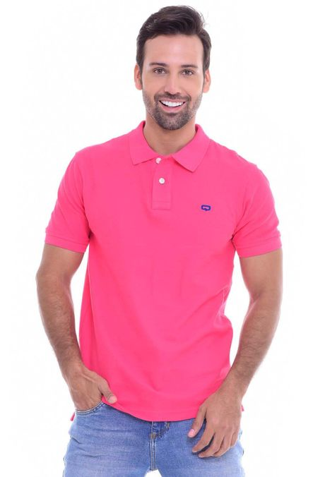 Polo-Quest-Slim-Fit-QUE162BA0012-8-Fucsia-1