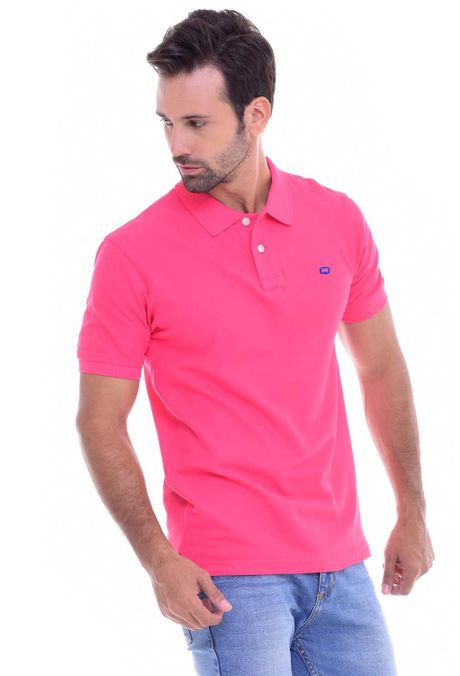 Polo-Quest-Slim-Fit-QUE162BA0012-8-Fucsia-2