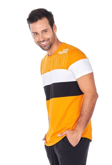 Camiseta-QUEST-Slim-Fit-QUE112180137-125-Amarillo-Intenso-2