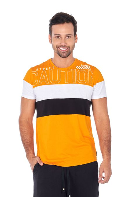 Camiseta-QUEST-Slim-Fit-QUE112180137-125-Amarillo-Intenso-1