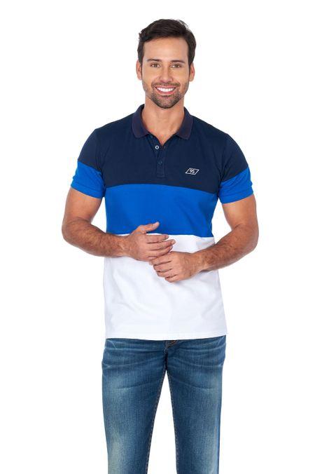 Polo-QUEST-Slim-Fit-QUE162180121-46-Azul-Rey-1