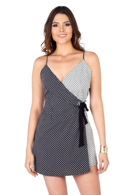 Vestido-QUEST-QUE204180037-66-Negro-Blanco-1