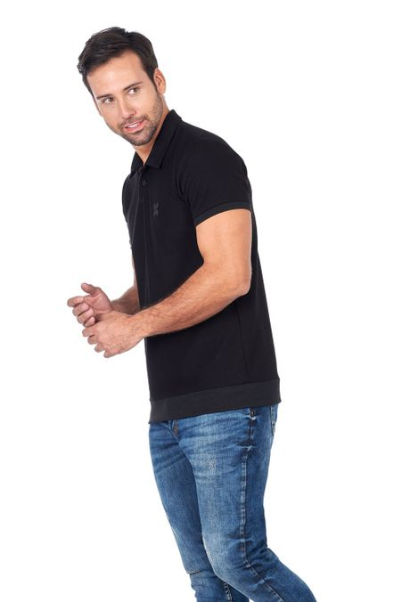 Polo-QUEST-Slim-Fit-QUE162180087-19-Negro-2