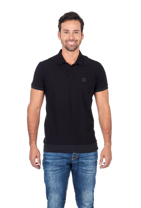 Polo-QUEST-Slim-Fit-QUE162180087-19-Negro-1