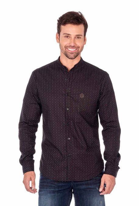 Camisa-QUEST-Slim-Fit-QUE111180110-19-Negro-1