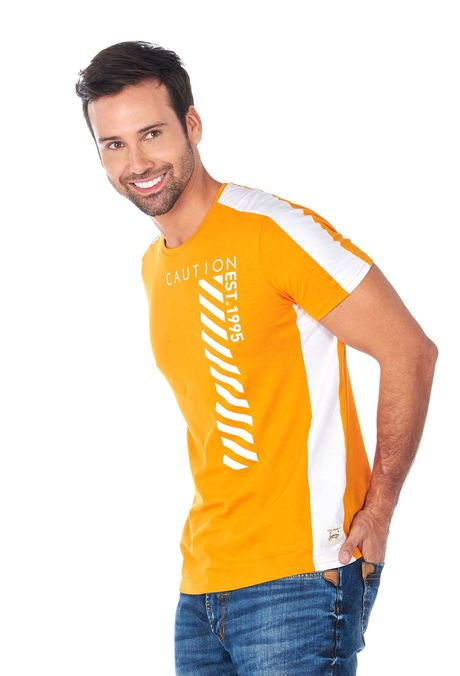 Camiseta-QUEST-Slim-Fit-QUE112180135-125-Amarillo-Intenso-2