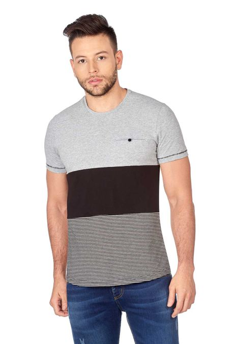 Camiseta-QUEST-Original-Fit-QUE112180178-86-Gris-Jaspe-Medio-1