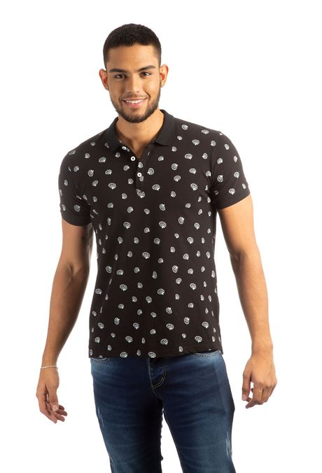 Polo-QUEST-Slim-Fit-QUE162180099-19-Negro-1
