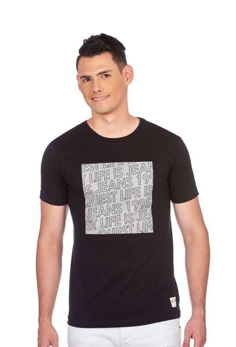 Camiseta-QUEST-Slim-Fit-QUE163190016-19-Negro-1