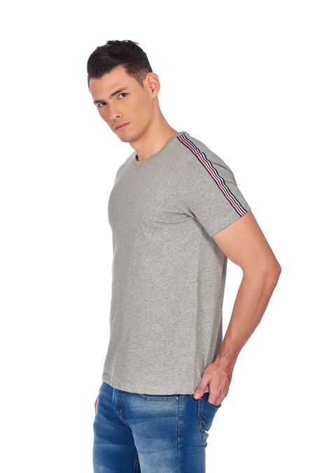 Camiseta-QUEST-Slim-Fit-QUE163190008-86-Gris-Jaspe-Medio-2