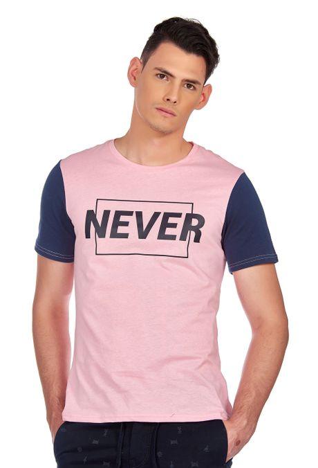 Camiseta-QUEST-Slim-Fit-QUE163190009-64-Rosado-Oscuro-1
