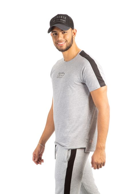 Camiseta-QUEST-Slim-Fit-QUE112OU0001-86-Gris-Jaspe-Medio-2