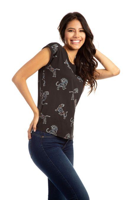 Camiseta-QUEST-QUE263180082-19-Negro-2