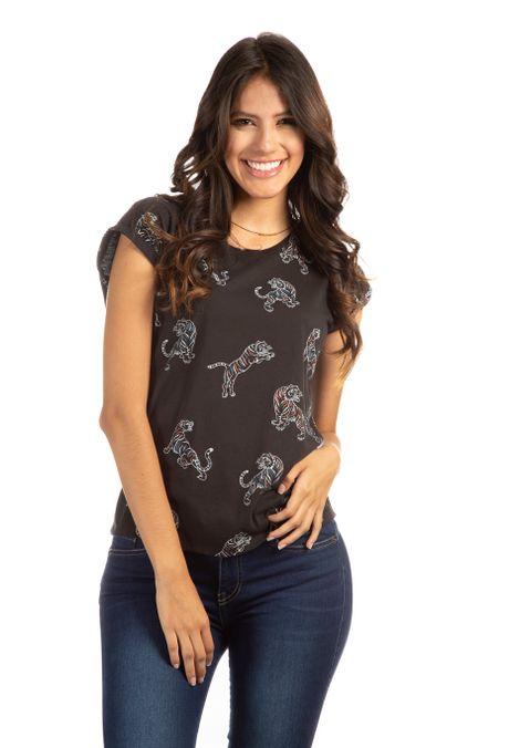 Camiseta-QUEST-QUE263180082-19-Negro-1