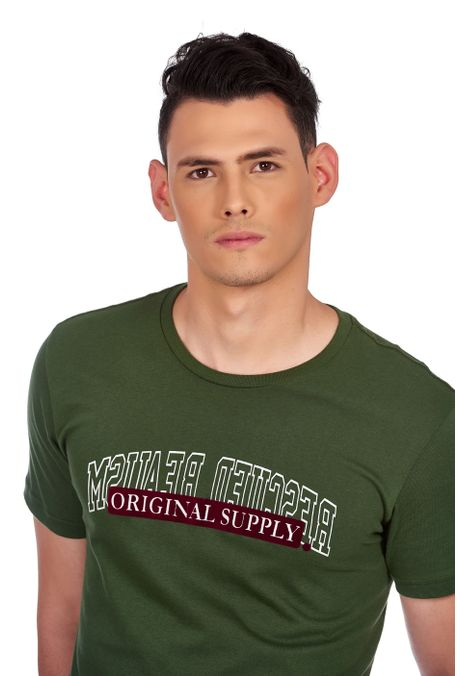 Camiseta-QUEST-Slim-Fit-QUE163190019-63-Verde-Oscuro-2