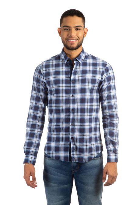 Camisa-QUEST-Slim-Fit-QUE111190007-16-Azul-Oscuro-1