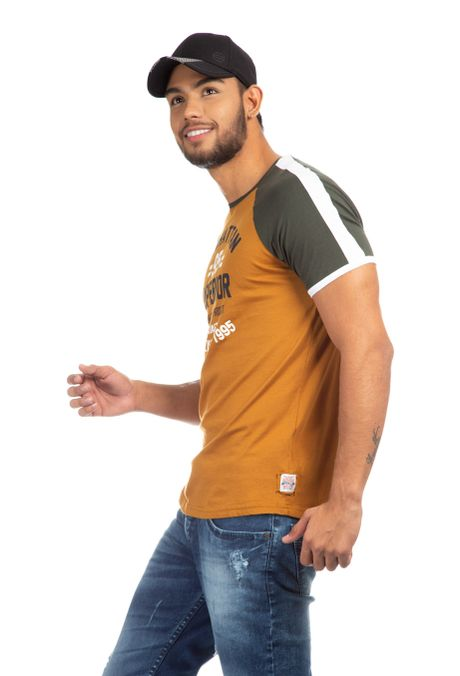 Camiseta-QUEST-Slim-Fit-QUE112190001-1-Ocre-2