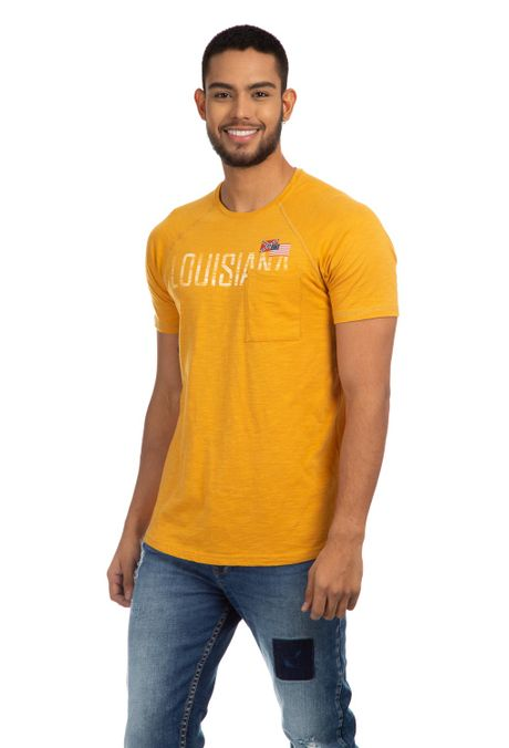 Camiseta-QUEST-Slim-Fit-QUE112190009-50-Mostaza-1