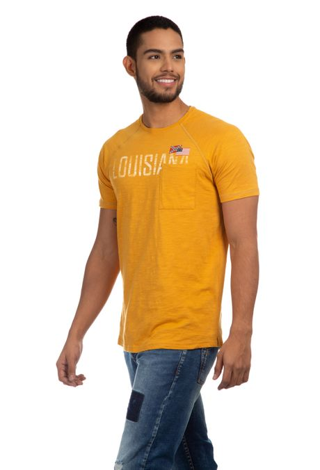 Camiseta-QUEST-Slim-Fit-QUE112190009-50-Mostaza-2