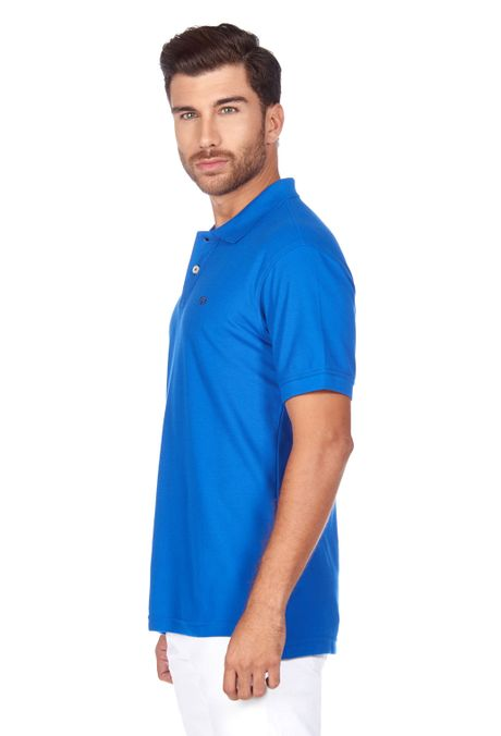 Polo-QUEST-Slim-Fit-QUE162BA0012-46-Azul-Rey-2