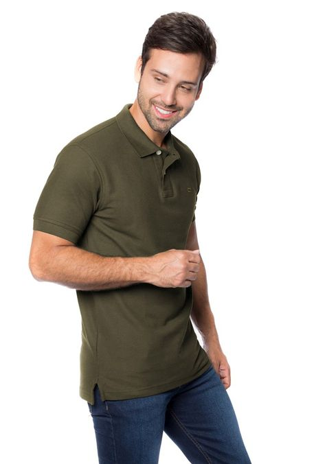 Polo-QUEST-Slim-Fit-QUE162BA0012-123-Verde-Oliva-2