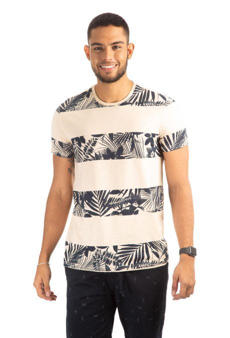 Camiseta-QUEST-Slim-Fit-QUE163190006-128-Nude-1
