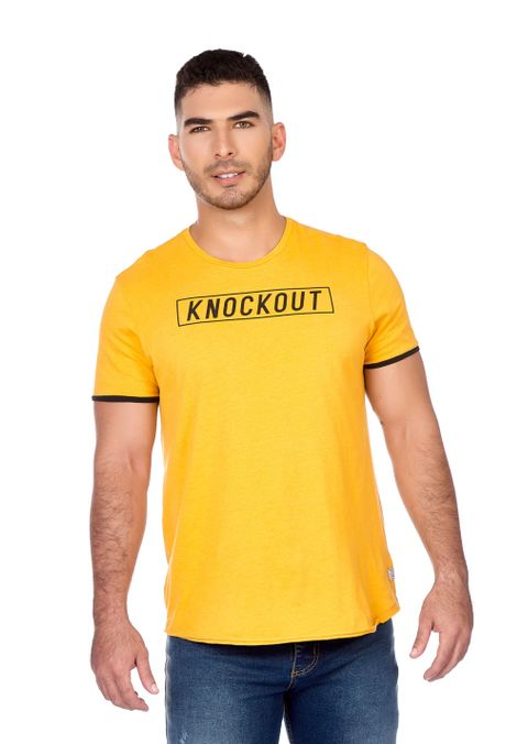 Camiseta-QUEST-Slim-Fit-QUE112OU0002-50-Mostaza-1