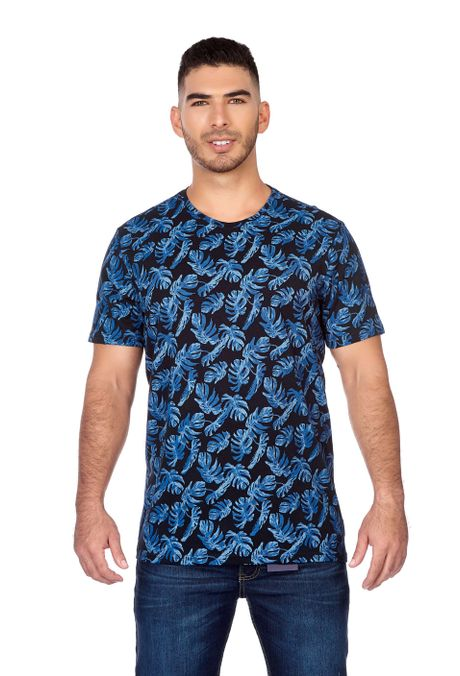 Camiseta-QUEST-Slim-Fit-QUE163190001-16-Azul-Oscuro-1