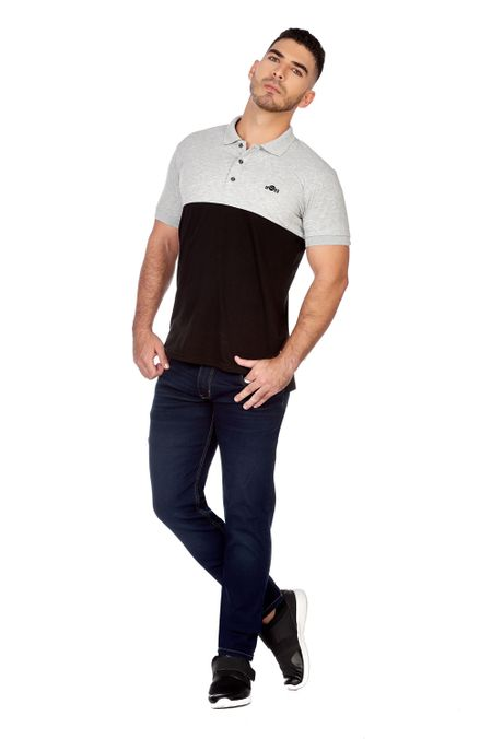 Polo-QUEST-Slim-Fit-QUE162180107-86-Gris-Jaspe-Medio-2