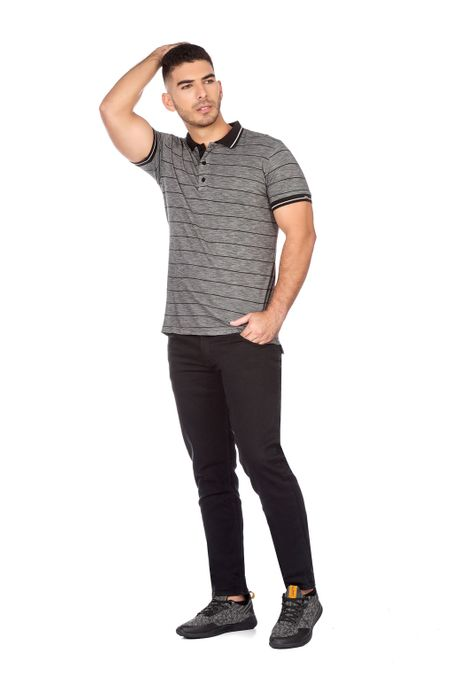 Polo-QUEST-Slim-Fit-QUE162180074-36-Gris-Oscuro-2