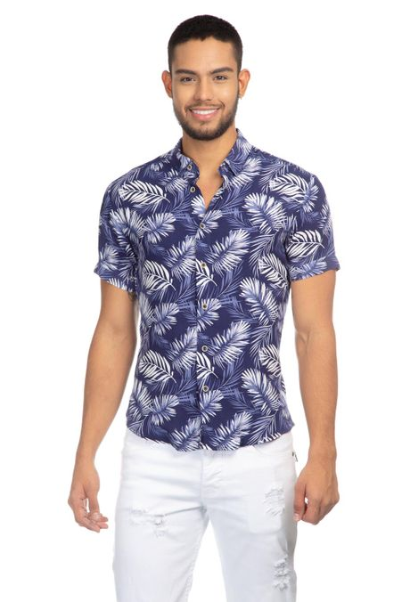 Camisa-QUEST-Slim-Fit-QUE111190005-16-Azul-Oscuro-1