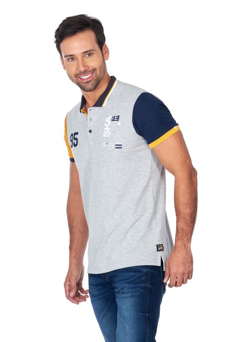 Polo-QUEST-Slim-Fit-QUE162180097-42-Gris-Jaspe-2