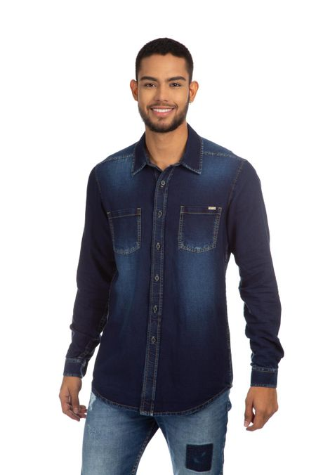Camisa-QUEST-Slim-Fit-QUE111190002-15-Azul-Medio-1