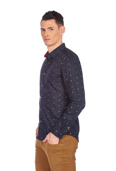 Camisa-QUEST-Slim-Fit-QUE111190015-16-Azul-Oscuro-2