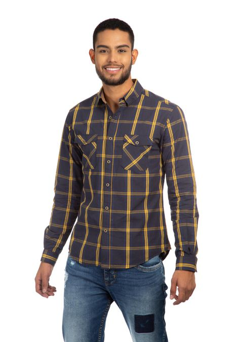 Camisa-QUEST-Slim-Fit-QUE111190003-16-Azul-Oscuro-1