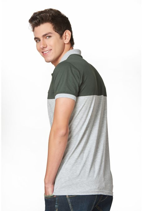 Polo-QUEST-Slim-Fit-QUE162190044-86-Gris-Jaspe-Medio-2