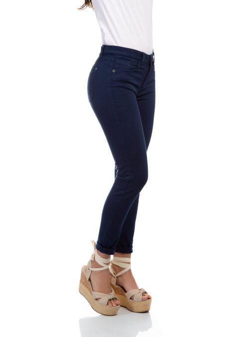 Pantalon-QUEST-Skinny-Fit-QUE209190004-16-Azul-Oscuro-2