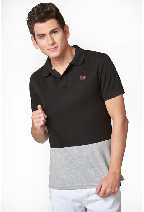 Polo-QUEST-Slim-Fit-QUE162190041-19-Negro-1