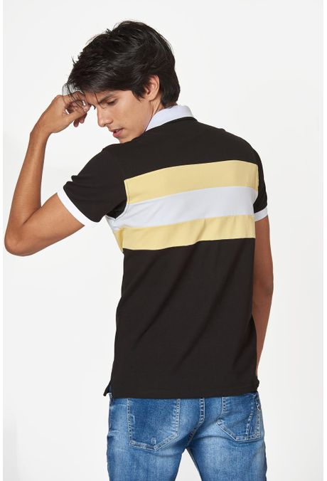 Polo-QUEST-Slim-Fit-QUE162190054-19-Negro-2