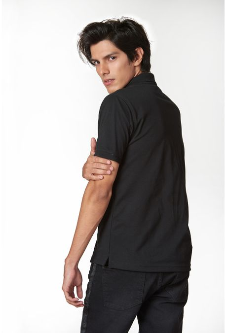 Polo-QUEST-Slim-Fit-QUE162190065-19-Negro-2