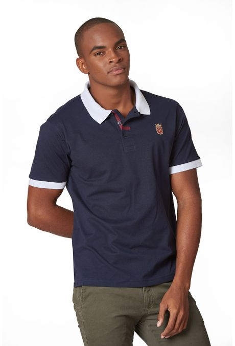 Polo-QUEST-Slim-Fit-QUE162190066-16-Azul-Oscuro-1