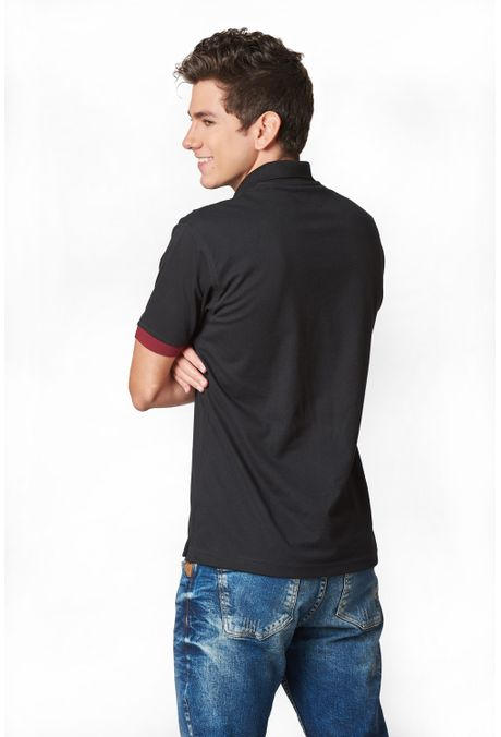 Polo-QUEST-Slim-Fit-QUE162190067-19-Negro-2