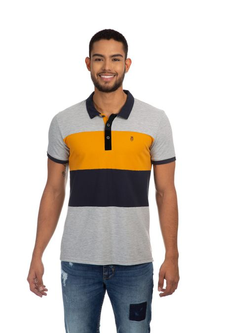 Polo-QUEST-Slim-Fit-QUE162190008-42-Gris-Jaspe-1