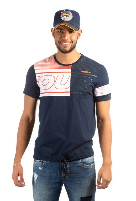 Camiseta-QUEST-Slim-Fit-QUE112190005-16-Azul-Oscuro-1